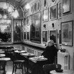 Giorgio de Chirico al Caffè Greco