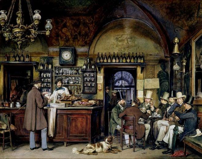 Antico Caffè Greco 1760 Roma
