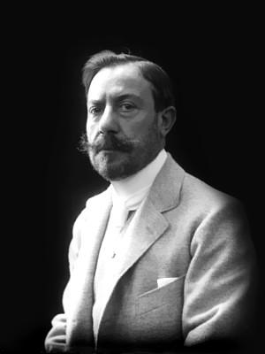 Cesare Pascarella, ritratto.