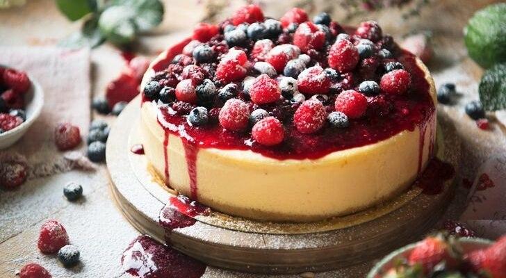 La Cheesecake in puro American Style