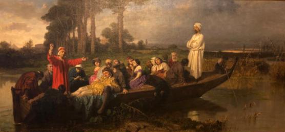 Morelli, la barca Vita