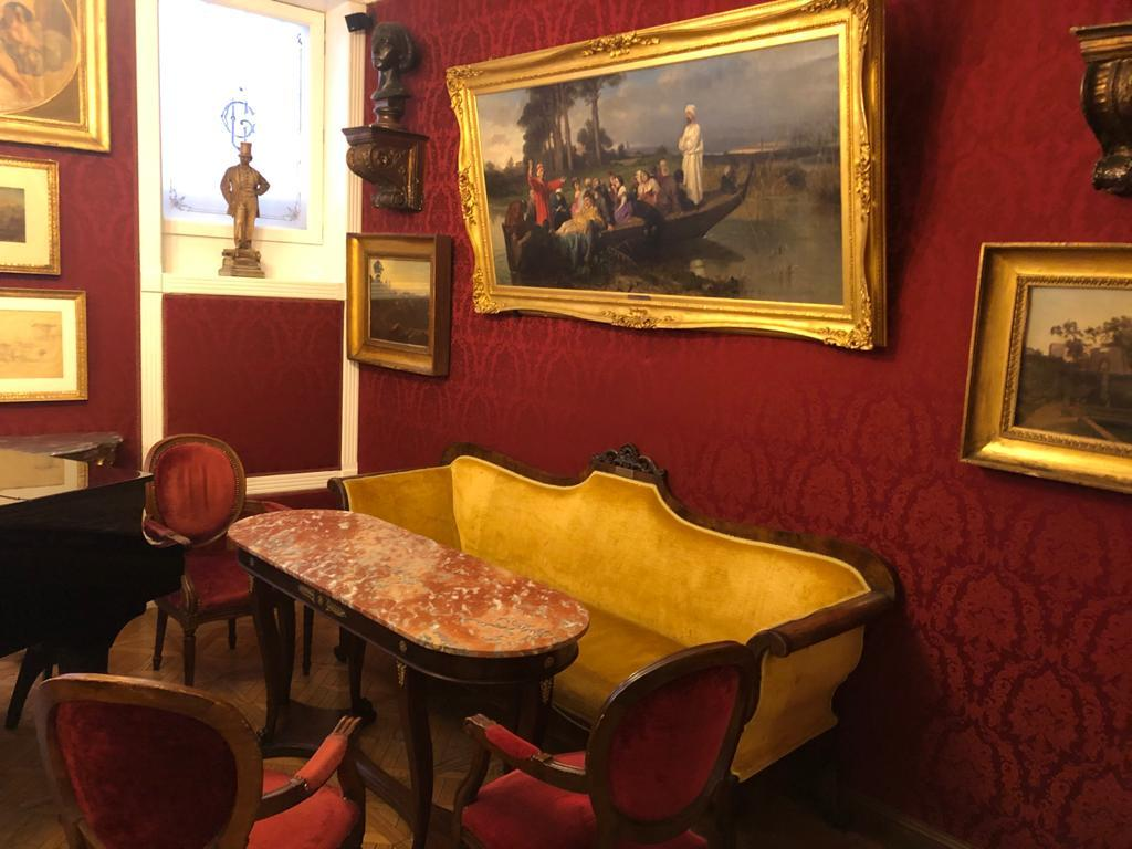Il divano di  Hans Christian Andersen